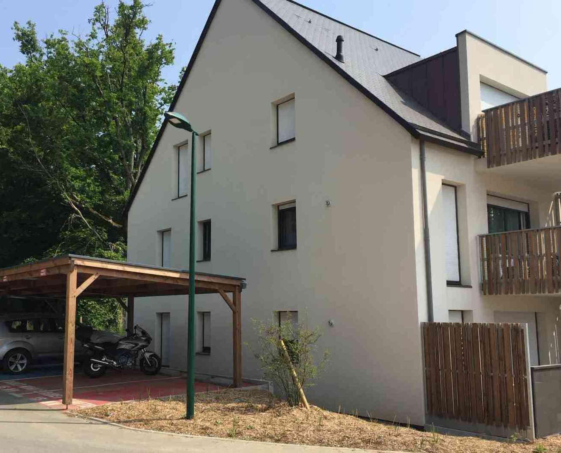 construction de 19 logements à chavagnes (35)